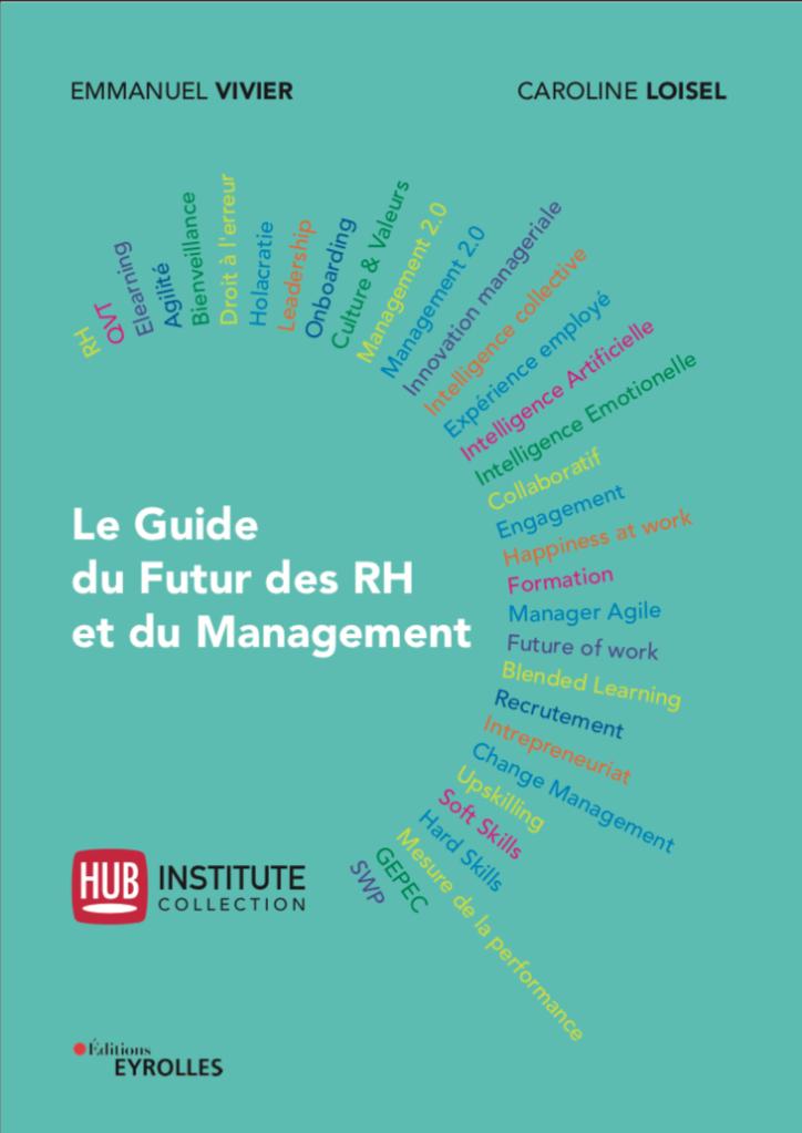 Couverture du guide du futur des RH